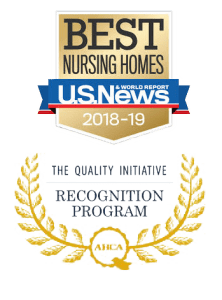 US news best Nursing Homes 2019 Award