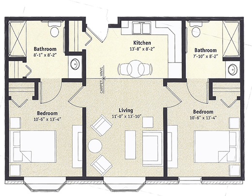 Litchfield Floorplan