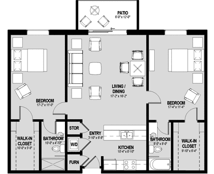 Manor Floorplan