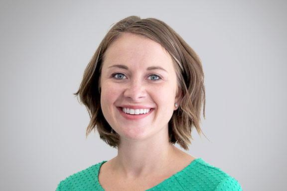 Portrait of Gina Reiser